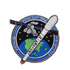 SPACEX INTELSAT 35e MISSION PATCH - The Space Store