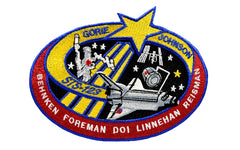 STS-123 Mission Patch