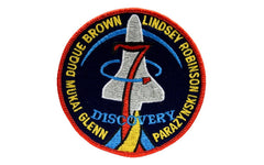 STS-95 Mission Patch