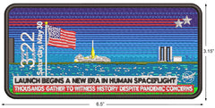 LAUNCH AMERICA DM-2 COMMEMORATIVE - Version 2