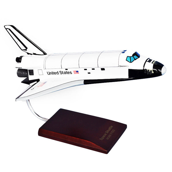 SPACE SHUTTLE ORBITER DISCOVERY 1/100 SCALE MODEL - The Space Store