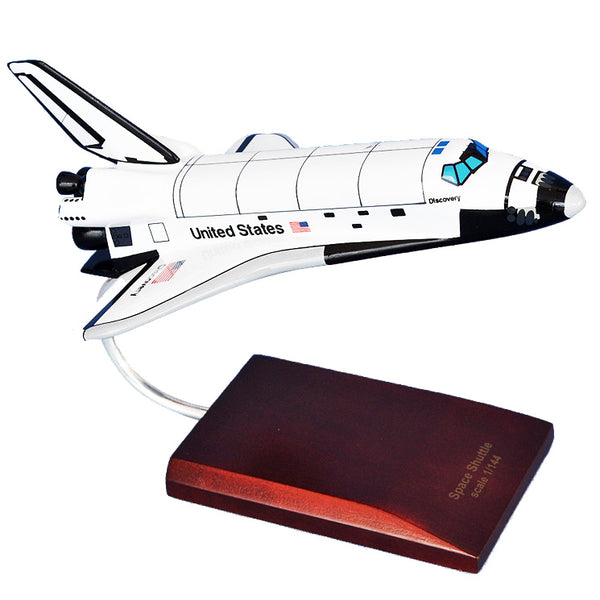 SPACE SHUTTLE ORBITER DISCOVERY 1/144 SCALE MODEL - The Space Store