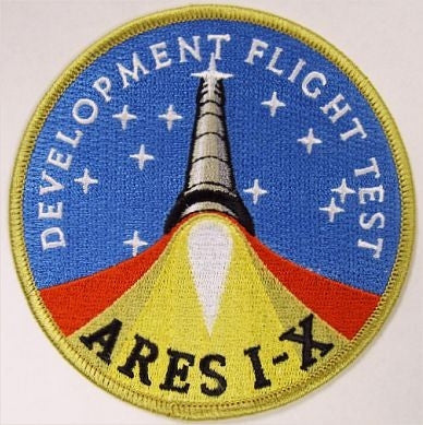 ARES 'Development Flight Test' - Patch