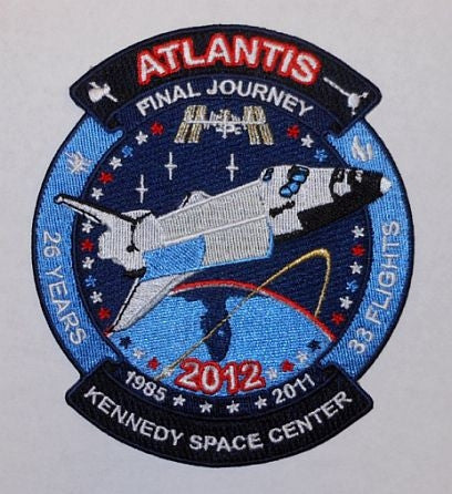 "Atlantis' ""Final Journey"" - The Space Store"