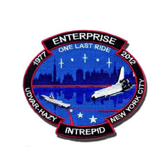 "Enterprise ""Last Ride"" Patch"