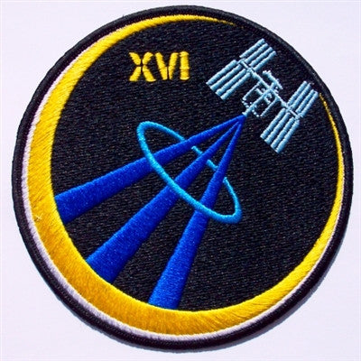 Expedition Mission 16 Patch
