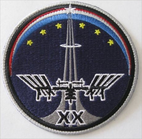 Expedition 20 Mission Patch - The Space Store