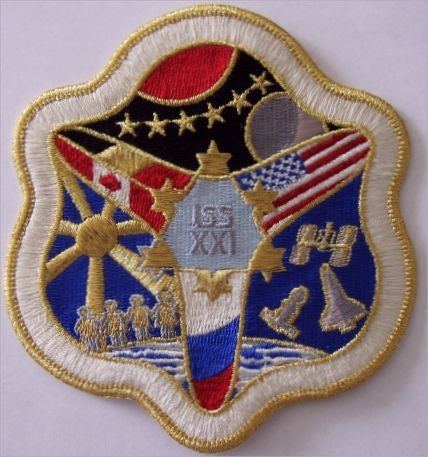 Expedition 21 Mission Patch