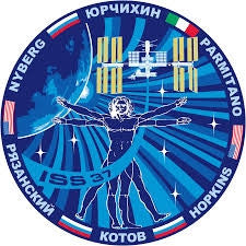 Expedition 37 Mission Patch