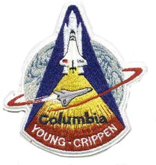 STS-1 Mission Patch