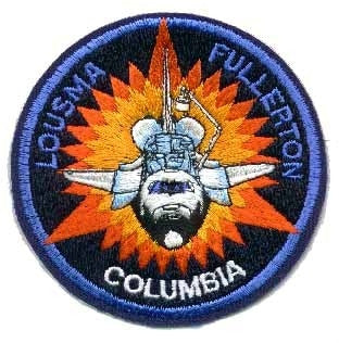 STS-3 Mission Patch