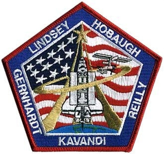 STS-104 Mission Patch