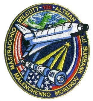 STS-106 Mission Patch