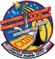 STS-113 Mission Patch