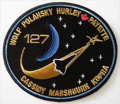 STS-127 Mission Patch