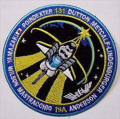 STS-131 Mission Patch
