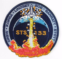 STS-133 Mission Patch