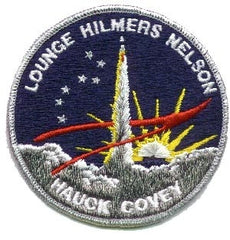 STS-26 Mission Patch