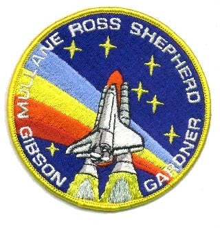 STS-27 Mission Patch - The Space Store