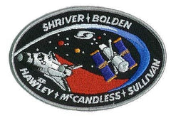 STS-31 Mission Patch