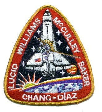 STS-34 Mission Patch - The Space Store