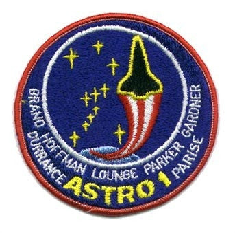 STS-35 Mission Patch - The Space Store