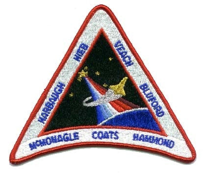 STS-39 Mission Patch - The Space Store