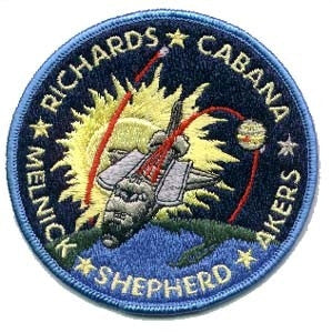 STS-41 Mission Patch