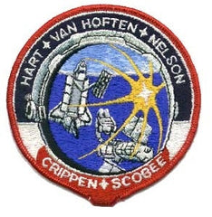 STS-41C Mission Patch