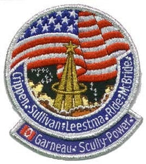 STS-41G Mission Patch