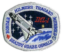 STS-42 Mission Patch