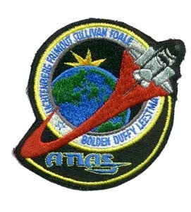 STS-45 Mission Patch - The Space Store