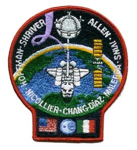 STS-46 Mission Patch - The Space Store