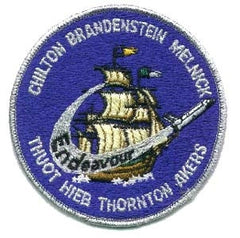 STS-49 Mission Patch