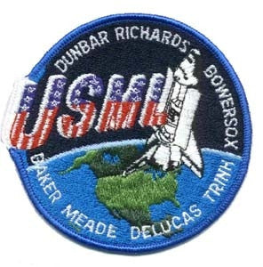 STS-50 Mission Patch