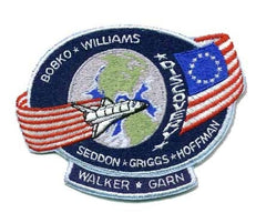 STS-51D Mission Patch