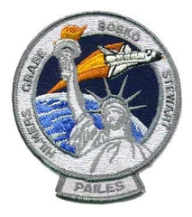 STS-51J Mission Patch