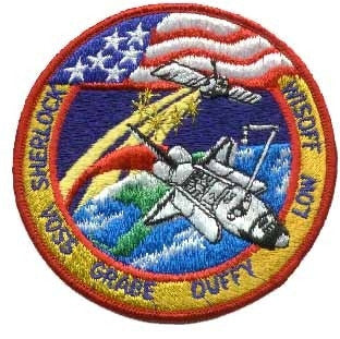 STS-57 Mission Patch
