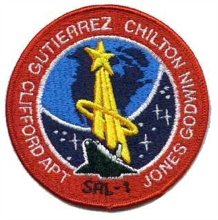 STS-59 Mission Patch - The Space Store