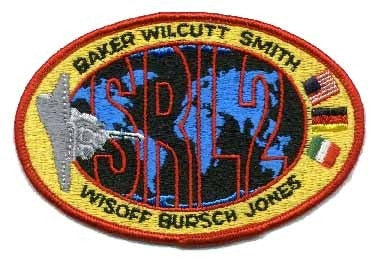 STS-68 Mission Patch