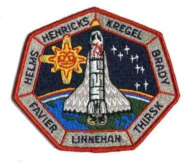 STS- 78 Mission Patch