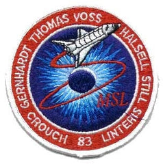STS- 83 Mission Patch