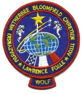 STS- 86 Mission Patch