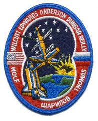 STS-89 Mission Patch