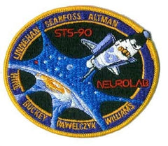 STS-90 Mission Patch