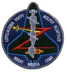 STS-92 Mission Patch