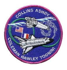 STS-93 Mission Patch