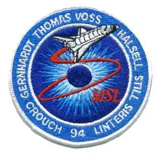 STS-94 Mission Patch - The Space Store