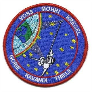 STS-99 Mission Patch