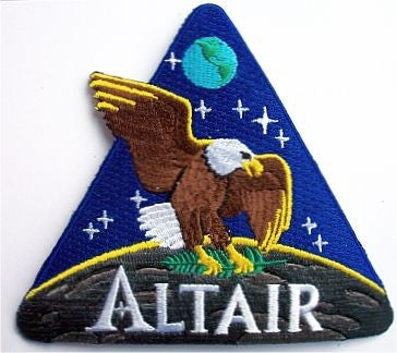 """ALTAIR"" Patch - The Space Store"